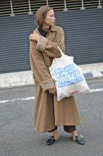 イタリア製 Ralph Lauren(ラルフローレン)一枚袖ステンカラーコートBRW