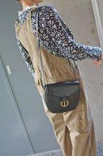 Christian Dior(クリスチャンディオール)ショルダーバッグBLK