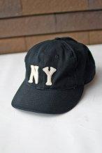 EBBETS FIELD FLANNEL CAP BLK