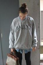 BALLY'S las vegasスウェットGRY