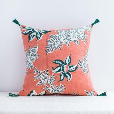 jamini・cushion devi pink