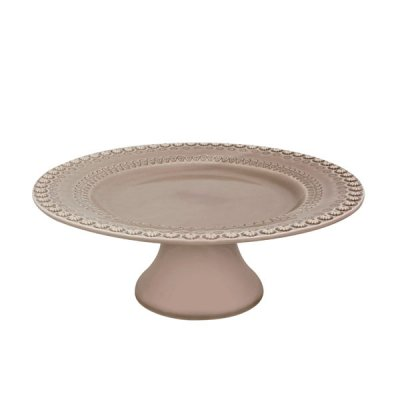 bordallo pinheiro・ cake stand 28' oatmeal<img class='new_mark_img2' src='//img.shop-pro.jp/img/new/icons8.gif' style='border:none;display:inline;margin:0px;padding:0px;width:auto;' />