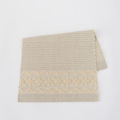 Almalaguês・Place mat・beige/natural