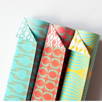 Double face Wrapping paper A