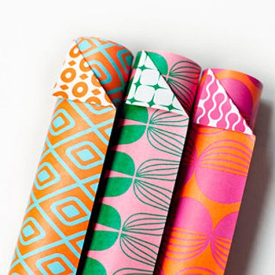 Double face Wrapping paper C