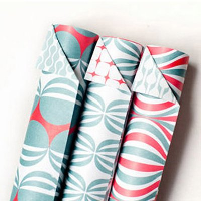 Double face Wrapping paper B