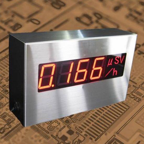 据置型放射線測定器