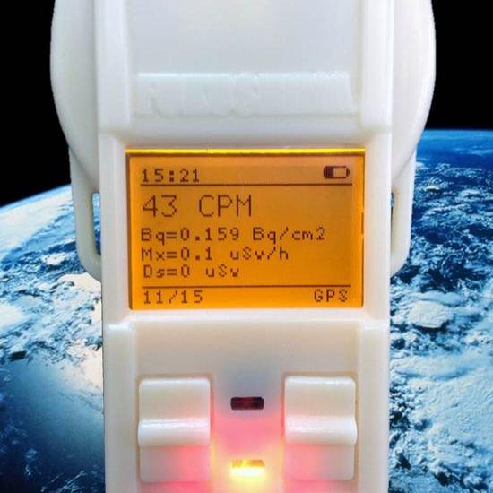 ベクレル測定 ガイガーFUKUSHIMA-Pタイプ(高性能タイプ)