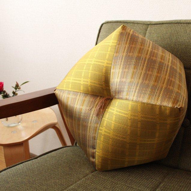 【長寿祝】 おじゃみ座布団 西陣織 傘寿祝い/米寿祝い