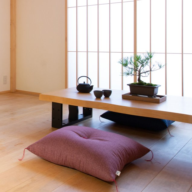 【長寿祝】 京座布団 古希祝い/喜寿祝い