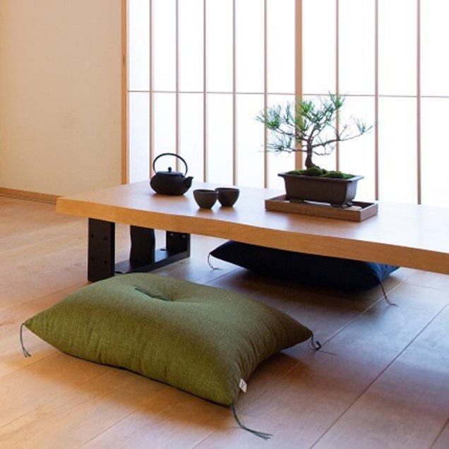【長寿祝】 京座布団 緑寿祝い