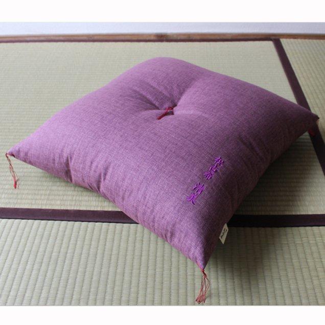 【長寿祝】 京座布団 刺繍名入れ