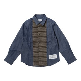 <img class='new_mark_img1' src='//img.shop-pro.jp/img/new/icons23.gif' style='border:none;display:inline;margin:0px;padding:0px;width:auto;' />TECH TWEED CRAZY SHIRT (AL812106)