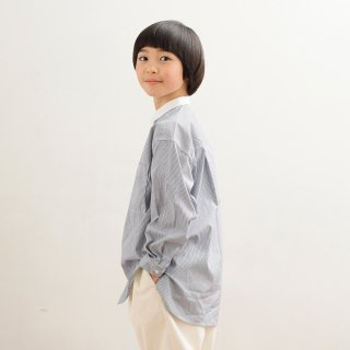 STRIPE BIG SHIRT(AL812104)