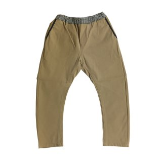 2WAY STRETCH BANANA PANTS (AL812401)