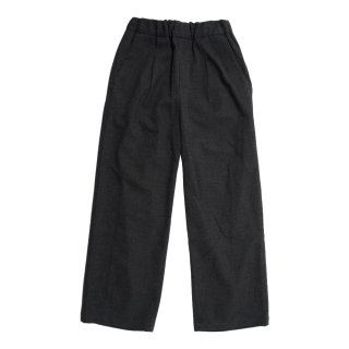 CARREMAN ONE TUCK WIDE PANTS(AL812405)