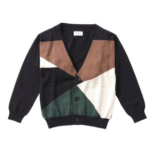 CRAZY KNIT CARDIGAN (AL812203)