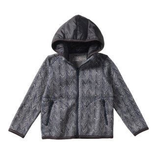 SWEATER FLEECE PARKA (AL812702)