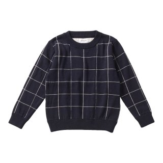 WINDOWPANE JQ KNIT PO (AL812206)