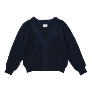 7G MIX KNIT CARDIGAN (AL812212)