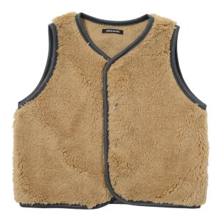 <img class='new_mark_img1' src='//img.shop-pro.jp/img/new/icons23.gif' style='border:none;display:inline;margin:0px;padding:0px;width:auto;' />SHEEP LIKE BOA VEST(AL814801)