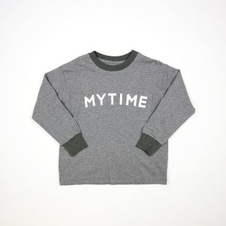 OUTLET MY TIME L/S TEE<img class='new_mark_img2' src='https://img.shop-pro.jp/img/new/icons20.gif' style='border:none;display:inline;margin:0px;padding:0px;width:auto;' />
