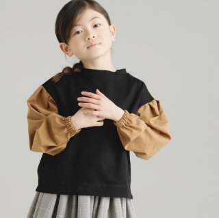 OUTLET COMPRESSION PUFF SLEEVE TEE<img class='new_mark_img2' src='https://img.shop-pro.jp/img/new/icons20.gif' style='border:none;display:inline;margin:0px;padding:0px;width:auto;' />