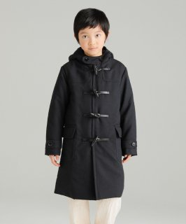 LIGHT TECH TWEED DUFFLE COAT