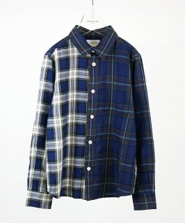 OUTLET VIYELLA CHECK CRAZY SHIRT<img class='new_mark_img2' src='https://img.shop-pro.jp/img/new/icons20.gif' style='border:none;display:inline;margin:0px;padding:0px;width:auto;' />