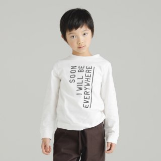 OUTLET L/S SOON TEE<img class='new_mark_img2' src='https://img.shop-pro.jp/img/new/icons20.gif' style='border:none;display:inline;margin:0px;padding:0px;width:auto;' />