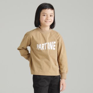 OUTLET PART ONE L/S TEE<img class='new_mark_img2' src='https://img.shop-pro.jp/img/new/icons20.gif' style='border:none;display:inline;margin:0px;padding:0px;width:auto;' />