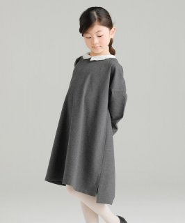 OUTLET CARREMAN 2WAY FLARE DRESS<img class='new_mark_img2' src='https://img.shop-pro.jp/img/new/icons20.gif' style='border:none;display:inline;margin:0px;padding:0px;width:auto;' />