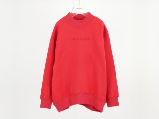 OUTLET COLOR MOCK NECK PO<img class='new_mark_img2' src='https://img.shop-pro.jp/img/new/icons20.gif' style='border:none;display:inline;margin:0px;padding:0px;width:auto;' />
