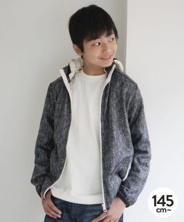 OUTLET SWEATER FLEECE PARKA<img class='new_mark_img2' src='https://img.shop-pro.jp/img/new/icons20.gif' style='border:none;display:inline;margin:0px;padding:0px;width:auto;' />