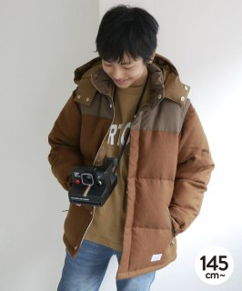 OUTLET SHETLAND WOOL 4WAY DOWN JACKET<img class='new_mark_img2' src='https://img.shop-pro.jp/img/new/icons20.gif' style='border:none;display:inline;margin:0px;padding:0px;width:auto;' />