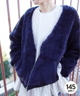 OUTLET LONG BOA JACKET<img class='new_mark_img2' src='https://img.shop-pro.jp/img/new/icons20.gif' style='border:none;display:inline;margin:0px;padding:0px;width:auto;' />