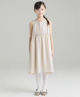 STANDARD SATIN GATHER DRESS
