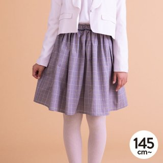 CHECK AIRLY GATHER SKIRT<img class='new_mark_img2' src='https://img.shop-pro.jp/img/new/icons20.gif' style='border:none;display:inline;margin:0px;padding:0px;width:auto;' />