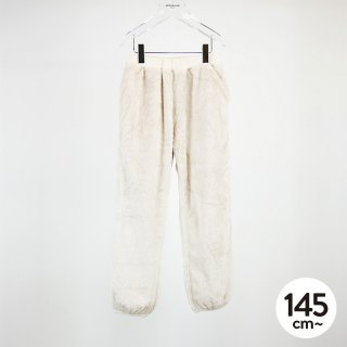 OUTLET DOUBLE SIDE FUR PANTS<img class='new_mark_img2' src='https://img.shop-pro.jp/img/new/icons20.gif' style='border:none;display:inline;margin:0px;padding:0px;width:auto;' />