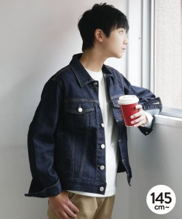 3RD DENIM JACKET<img class='new_mark_img2' src='https://img.shop-pro.jp/img/new/icons20.gif' style='border:none;display:inline;margin:0px;padding:0px;width:auto;' />