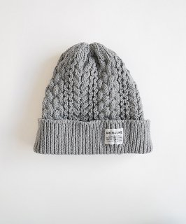 SPONGE KNIT CAP<img class='new_mark_img2' src='https://img.shop-pro.jp/img/new/icons20.gif' style='border:none;display:inline;margin:0px;padding:0px;width:auto;' />