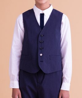 TECH WOOL BASIC VEST