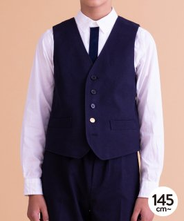 HIGH GAUGE JERSEY BASIC VEST