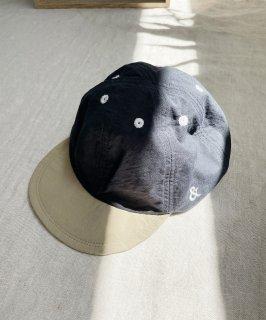 NYLON OX CRAZY CAP[頭囲48,54,57cm]