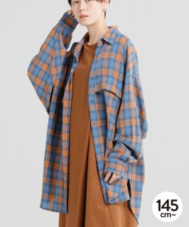 CHECK BIG L/S SHIRT<img class='new_mark_img2' src='https://img.shop-pro.jp/img/new/icons20.gif' style='border:none;display:inline;margin:0px;padding:0px;width:auto;' />