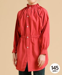 OUTLET 2WAY FRILL SHIRT SOLID<img class='new_mark_img2' src='https://img.shop-pro.jp/img/new/icons20.gif' style='border:none;display:inline;margin:0px;padding:0px;width:auto;' />