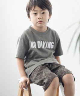 SLUB NO DIVING 5/S TEE