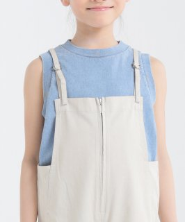OUTLET G/D CANVAS TANK TOP<img class='new_mark_img2' src='https://img.shop-pro.jp/img/new/icons20.gif' style='border:none;display:inline;margin:0px;padding:0px;width:auto;' />