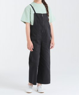 OUTLET TWILL SALOPETTE<img class='new_mark_img2' src='https://img.shop-pro.jp/img/new/icons20.gif' style='border:none;display:inline;margin:0px;padding:0px;width:auto;' />