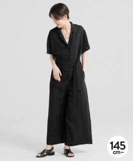 OPEN COLLAR SALOPETTE<img class='new_mark_img2' src='https://img.shop-pro.jp/img/new/icons20.gif' style='border:none;display:inline;margin:0px;padding:0px;width:auto;' />